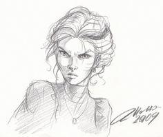 Susan Sto Helit by Shayhazel.deviantart.com on @deviantART