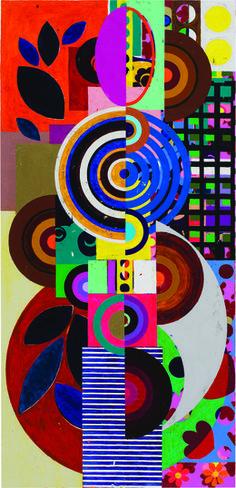 Beatriz Milhazes, 'Maracutola,' 2014, James Cohan Gallery