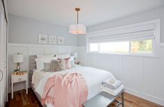 Love It or List It Vancouver: Lyanne & Chris – love how their master bedroom turned out!