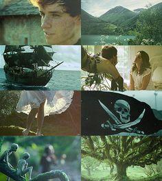 Fairy Tale(ish) Picspam → Peter Pan