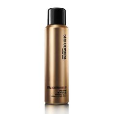 Shu Uemura Art of Hair Straightforward Time-Saving Blow Dry Oil Spray, $29, available at Shu Uemura Art of Hair: I abuse blonde hair color and heat styling on a regular basis, so I'm always looking for new magical veils to protect my strands. This dry oil spray functions as advertised, doesn't weigh down my bob, and smells great..