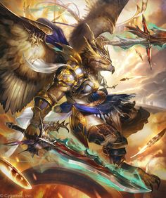 Faithful Garuda by kazashino.deviantart.com on @DeviantArt