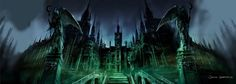 21 Incredible Pieces Of Concept Art From The Batman: Arkham Games