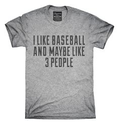 Funny Baseball T-Shirt, Hoodie, Tank Top