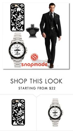 """""""Snapmade #7/3"""" by spolyvore1 ❤ liked on Polyvore featuring Ralph Lauren, men's fashion and menswear"""