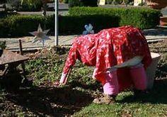 Homemade Scarecrow for Garden - Bing Images