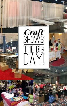 Tips to improve your craft show and ensure success. The Sewing Loft
