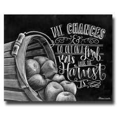 chalkboard fall art - Google Search