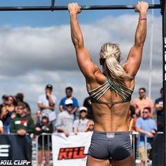 Brooke Ence CrossFitter ex-Bodybuilder Motivation Crossfit, Crossfit Body, Crossfit Women, Nutrition Crossfit, Nutrition Education, Female Crossfit Athletes, Female Athletes, Brooke Ence, Bodybuilding Supplements