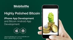 Bitcoin wallet app is mainly generated due to safe and secure use. Bitcoin wallet app is a type of crypography used for secure transaction through digital information transfer from one media to another. Iphone App Development, App Development Companies, Application Development, Bitcoin Wallet, Bitcoin Litecoin, Digital Coin, Blockchain, Android Apps, Type