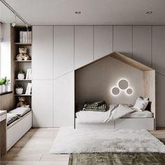 22+ Minimalist Bedroom Interior Design Ideas For Kids #bedroomdecor #bedroomdesign #bedroomdecoratingideas