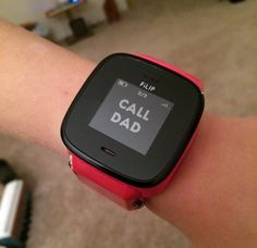 A Wearable Phone & Smart Locator for Kids - Filip 2 from @myfilip