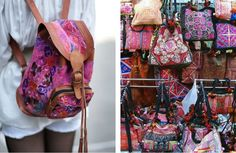 a little less cliche than the usual hipster floral backpacks lol, i like