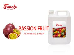 Buy Passionfruit Syrup At $ 21.95-Fanale