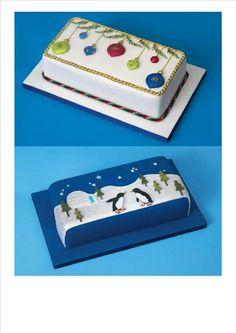 Christmas sheet cake