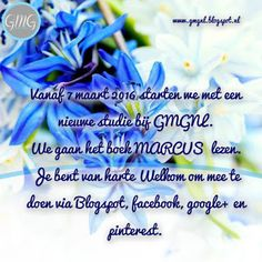 Good Morning Girls NEDERLAND: Ben jij erbij? We gaan lezen in ................