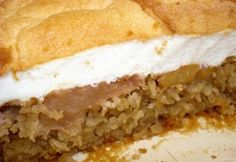 Lisztmentes habos-zabos almás Healthy Sweets, Healthy Recipes, Sugar Free Diet, Eat Seasonal, Tasty, Yummy Food, Hungarian Recipes, Fall Desserts, Bakery