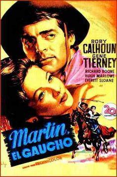 Martín, el Gaucho (1952) Español