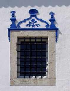 Typical window Coruche - #Portugal | Flickr - Photo Sharing!