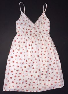 Girl's Guess Jeans Summer Dress  Size S/P- EUC