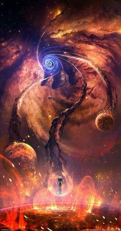 Interstellar connection