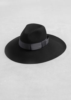 """Wool Hat - $50 from """"& Other Stories"""" 