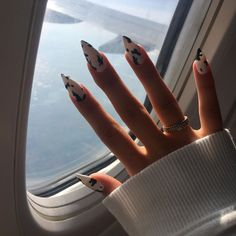This article collects the most popular almond nails in the near future, includin. - This article collects the most popular almond nails in the near future, including different pattern - Edgy Nails, Aycrlic Nails, Stylish Nails, Grunge Nails, Elegant Nails, Almond Acrylic Nails, Cute Acrylic Nails, Long Almond Nails, American Nails