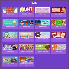Tras los Juegos de festividades , hoy continuamos el recorrido por abcya.com con los juegos de Habilidades que engloban actividades en las...