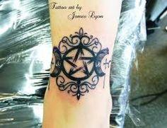Resultado de imagen para triple diosa tattoo