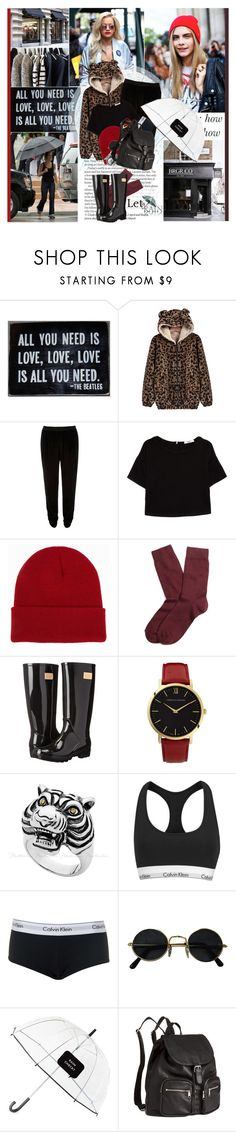 """Let it shine, let it rain, let it be!"" by winfreda ❤ liked on Polyvore featuring ASOS, River Island, MANGO, NLY Accessories, Brooks Brothers, Nicole Miller, Larsson & Jennings, Calvin Klein, Topshop and Kate Spade"