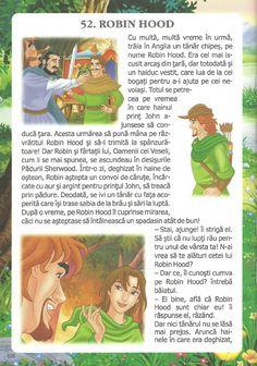 52 de povesti pentru copii.pdf Aba, Robin, Children, Fictional Characters, Preschool, Kids, Robins, European Robin, Sons