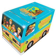 Scooby-Doo Where Are You! The Complete Series: Amazon.ca: DVD