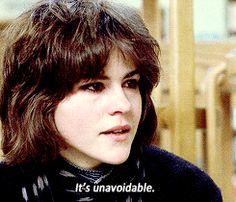 The Breakfast Club (1985) ~ Ally Sheedy, Molly Ringwald, Judd Nelson, Emilio Estevez, Anthony Michael Hall