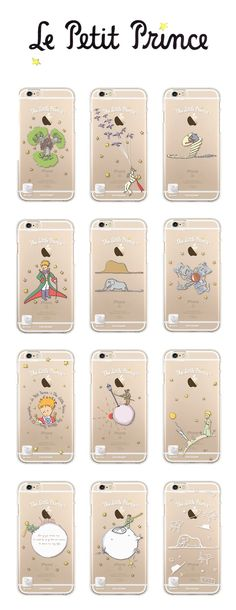 4e766a94af5 Free your creativity and imaginations with this beautiful Little Prince  iPhone 6/6 Plus Case