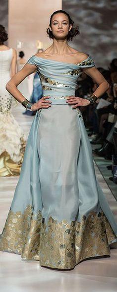 Delphine Manivet Fall/Winter 2014/2015 Couture