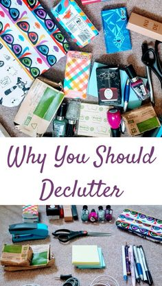 Why You Should Declutter - Tiffany Meiter Clutter Solutions, Storage Solutions, Kitchen Organization, Organization Hacks, Finding Yourself, Make It Yourself, Declutter Your Home, Tips Belleza, Simple Living