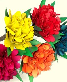 Bright Exotic Flower Bouqets other-home-furnishing @ www.mirraw.com