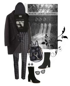 She's Lost Control by gagarose on Polyvore featuring polyvore, fashion, style, Étoile Isabel Marant, H&M, Chloé, Prada, Rick Owens, vintage and clothing