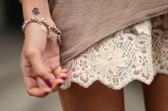 dog print tattoos on wrist   #puppy tattoo #lace dress