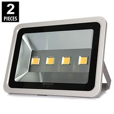 Outdoor Décor-Soundsgrow 200w LED Flood Lights LED Outdoor Lighting 1000w Halogen Bulb Equivalent 20000lm Waterproof 3000k Warm White LED Security Light Floodlight Pack of 2 Units >>> Read more at the image link.