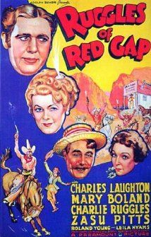 Ruggles of Red Gap (1935) Poster