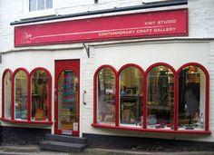 Fibre and Clay 11-13 Minshull Street Knutsford, United Kingdom 01565 652035