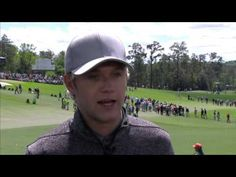 Niall Horan, Justin Timberlake and Justin Rose - the Drive, Chip & Putt and Niall Interview - YouTube