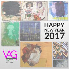 ¡Wishing you all the best! #VAG  #Art #Gallery #HappyNewYear #2017