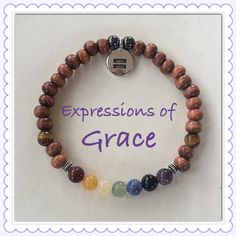LGBT Pride Rainbow Chakra Bracelets by Expressions of Grace.  Therapeutic Healing Crystals for Energy Balance and Natural Healing. Meditation Bracelets. Yoga Bracelets. Kundalini Meditation. Namaste.  Let the unboxing begin!