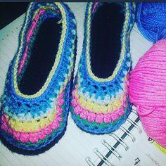 Scarpette boots shoes zapatitos crochet ganchillo uncinetto  Firmato borseefilati crochet ♥