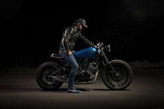 "Yamaha XV750 ""Cosmic"" by ER Motorcycles"