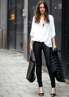 b341bdf028a Caroline Blomst Pants and top from Helmut Lang