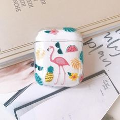 Monogram Damier Leather Apple AirPods Protective Case Cover – Pin's Page Cute Cases, Cute Phone Cases, Iphone Cases, Mini Things, Cool Things To Buy, Airpods Apple, Disney Magic Bands, Disney Phone Cases, Earphone Case
