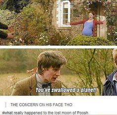 Eleven Matt smith Amy pond the doctor
